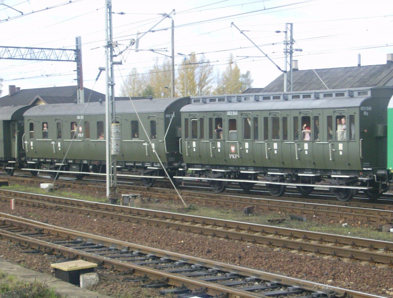 160 Lat Kolei Sosnowiec - Szczakowa 13.10.07 (51).JPG