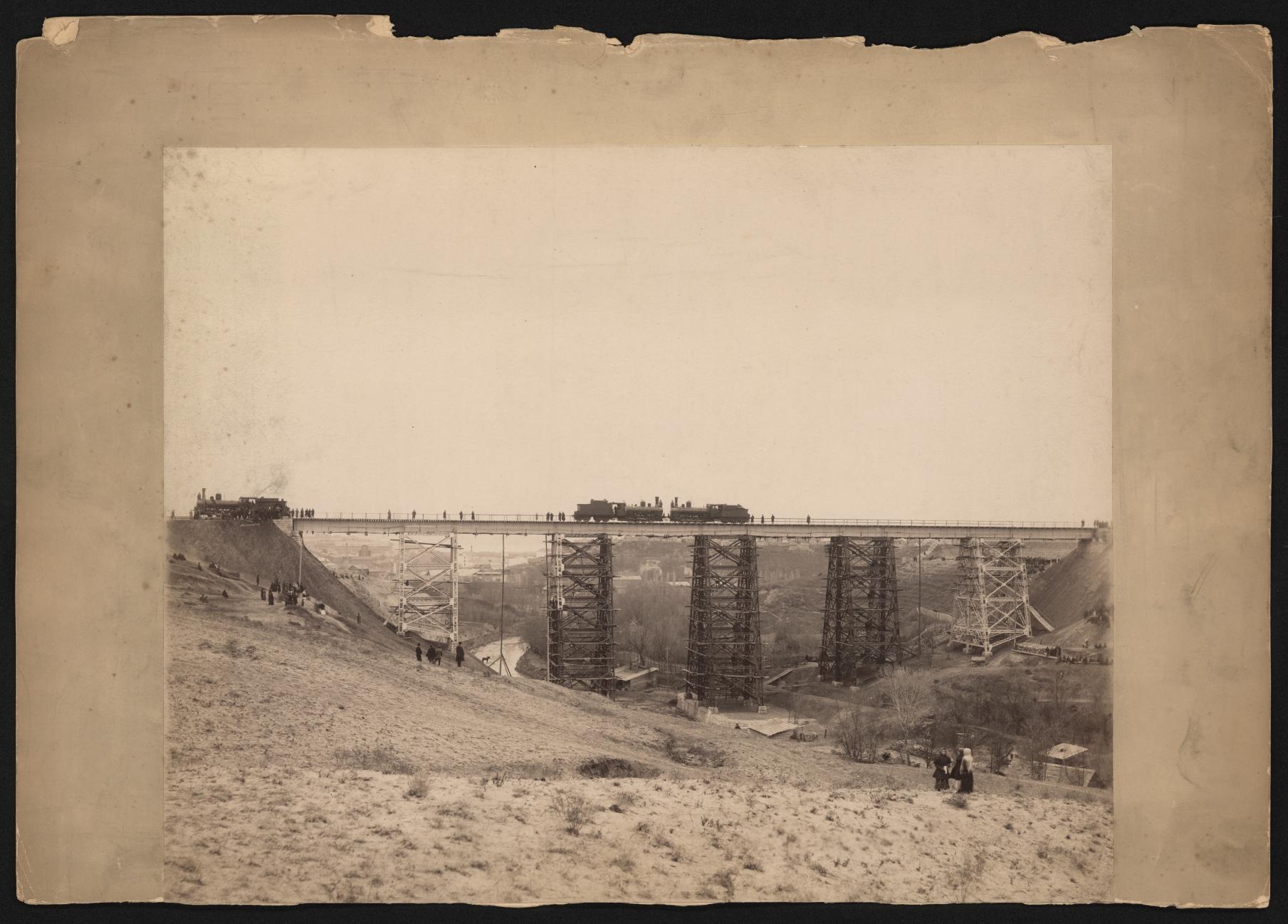Arch. 2057 Próby wytrzymałościowe nowego mostu.jpg