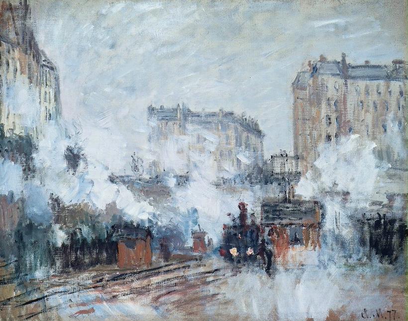 claude monet - Extérieur de la gare Saint-Lazare, arrivée d'un train.png