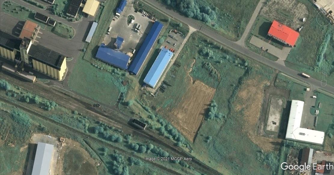 Dobre Miasto - bocznica i teren firmy AGROCHEM do roku 2013.jpg