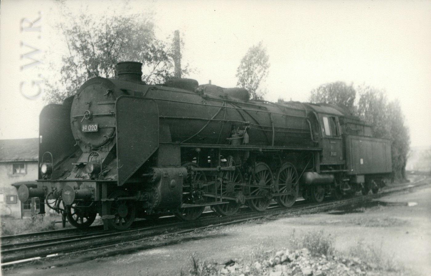 DR 39 020, Zweitbesetzung (ex PKP), um 1958.jpg