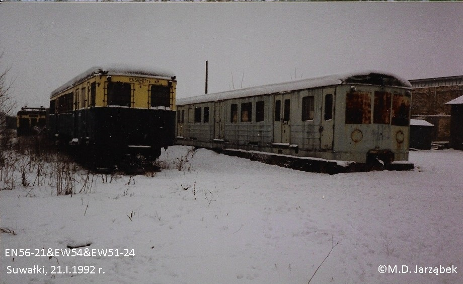 EN56-21ra&EW54-Suwałki-21.I.1992 r.-JS.jpg