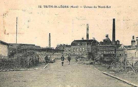 Fabryka Nord-Est w Trith-Saint-Léger, Francja.jpg