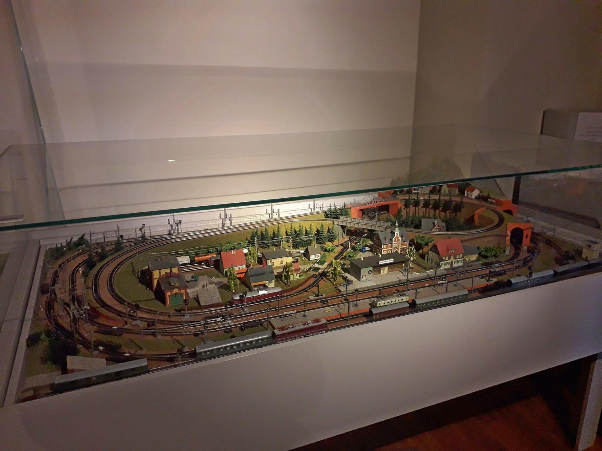 Muzeum Nowoczesności w Olsztynie - Makieta kolejowa.jpg