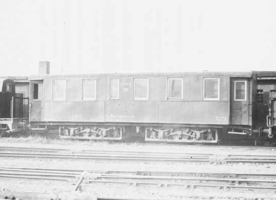 Neg. 1964_Wąskotorowy wagon gospodarczy dla wojska nr 7799.jpg