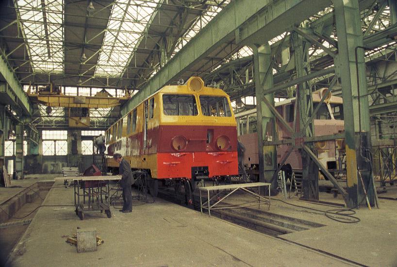 Neg. 5702_11 PAFAWAG. Budowa lokomotywy EP09.jpg