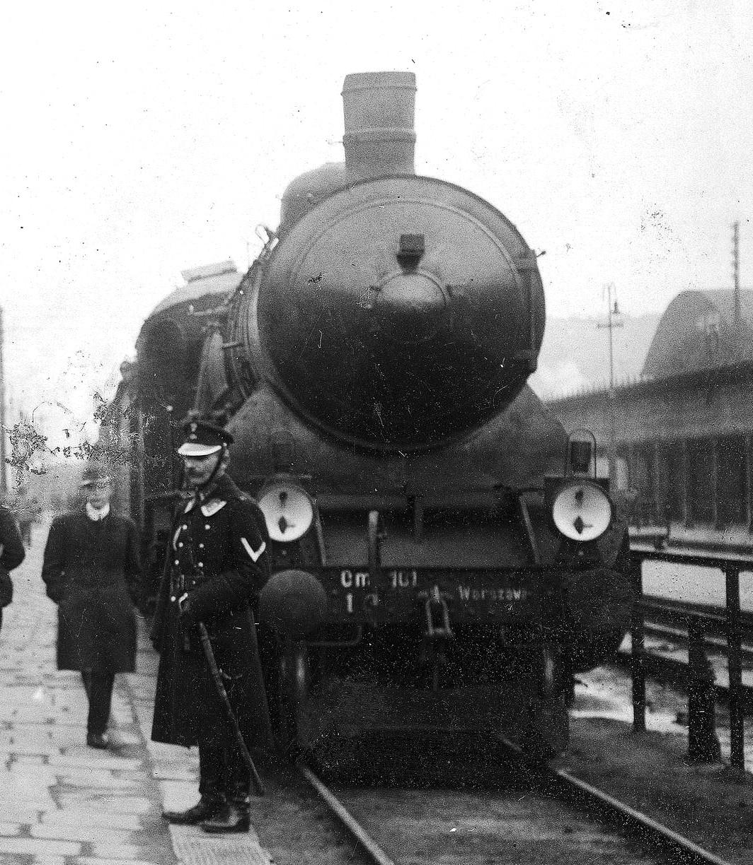 Om101-1 w Warszawie. Dworzec Wiedeński. 1926.jpg