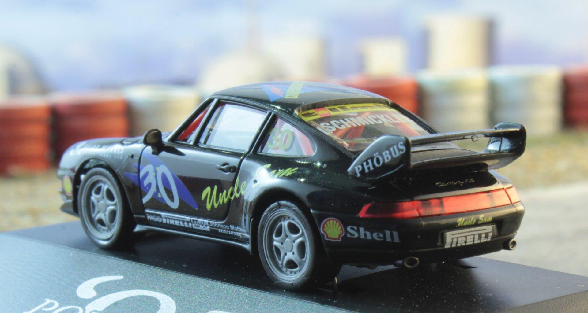 Porsche 911 Frank Schmickler Herpa 3 .JPG