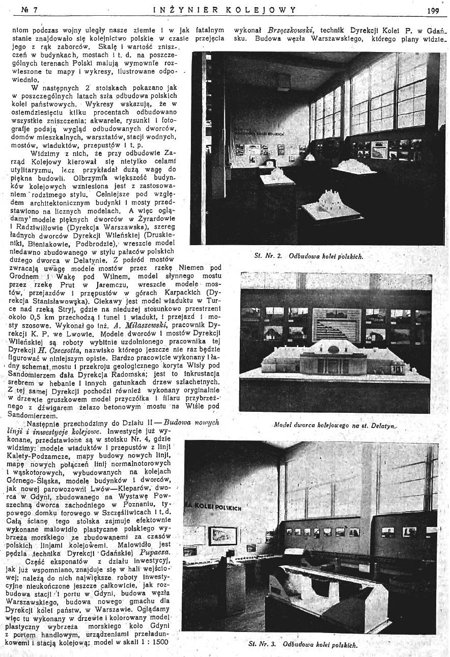 Powszechna Wystawa Krajowa w Poznaniu - Pokaz Ministerstwa Komunikacji (s. 199).jpg