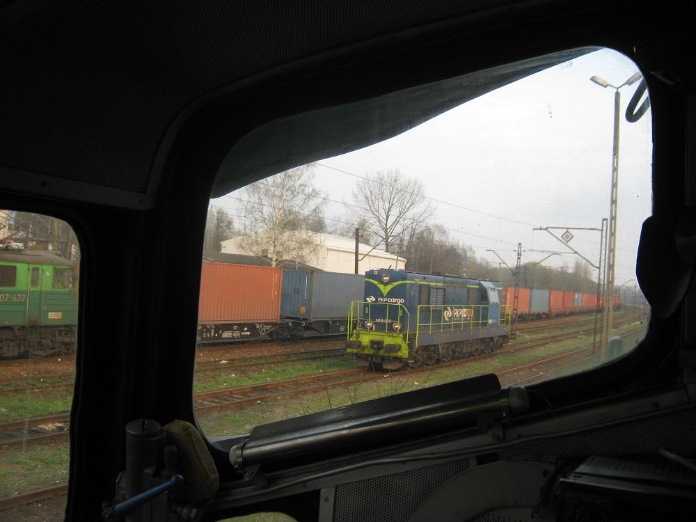 SM31-040 PKP Cargo  Gliwice Labedy 14.04.2011.jpg