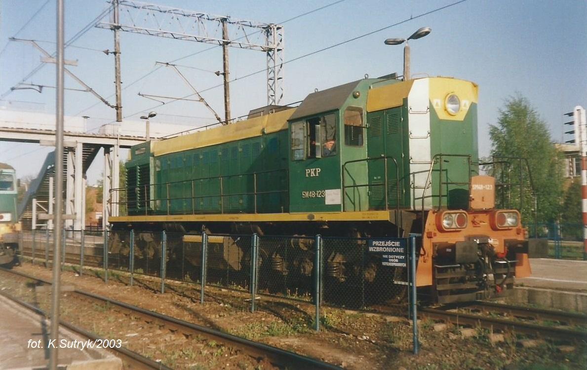 SM48-123 - 2003_05_08 - stacja Chełm..jpg