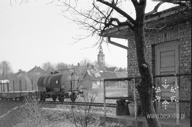 Stare Bielsko XIV – budka dróżnika PKP 1959.jpg