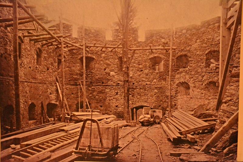 Tak budowano Zamek Czocha-cel naszej wycieczki..JPG