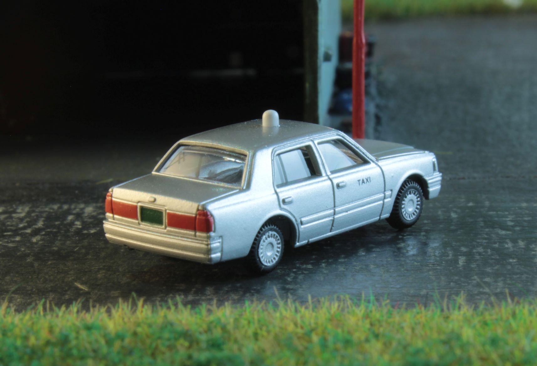 Taxi Nissan .JPG
