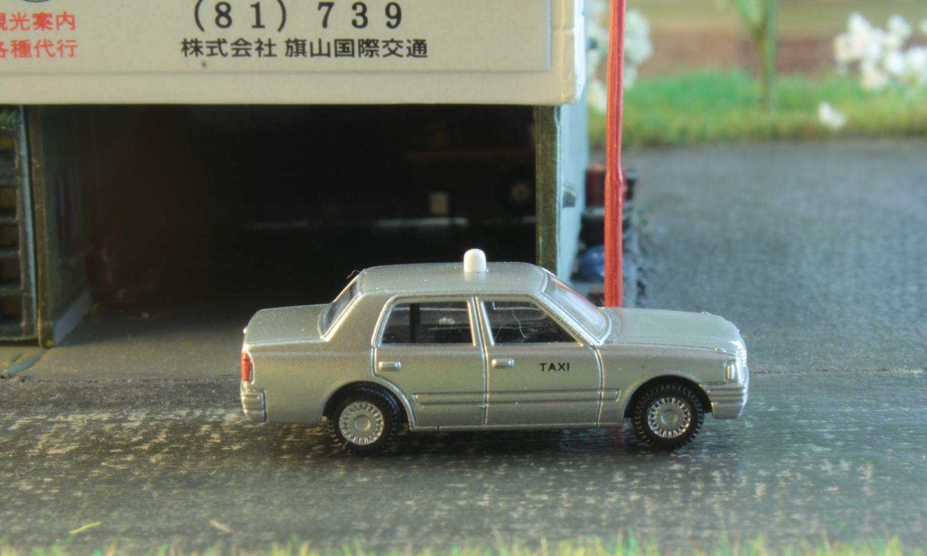 Taxi Srebrna .JPG