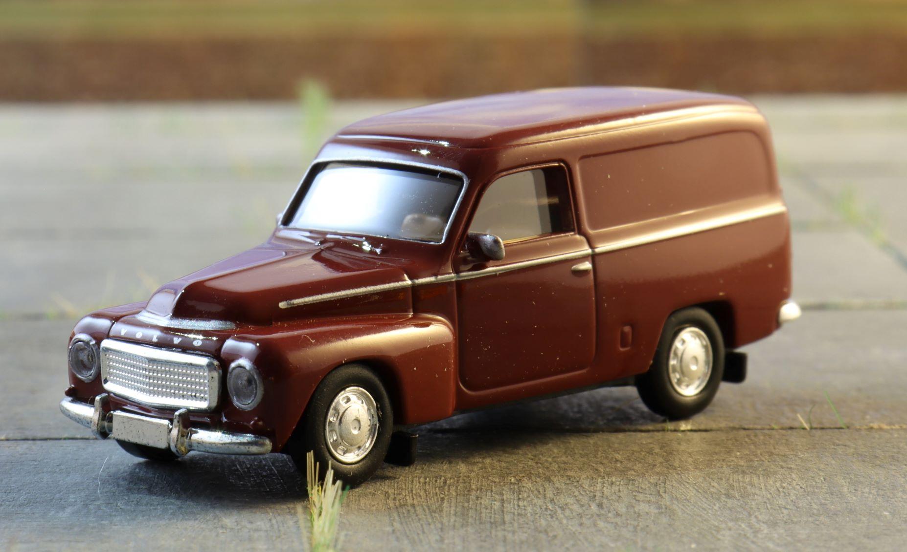 Volvo Duett Brekina .JPG