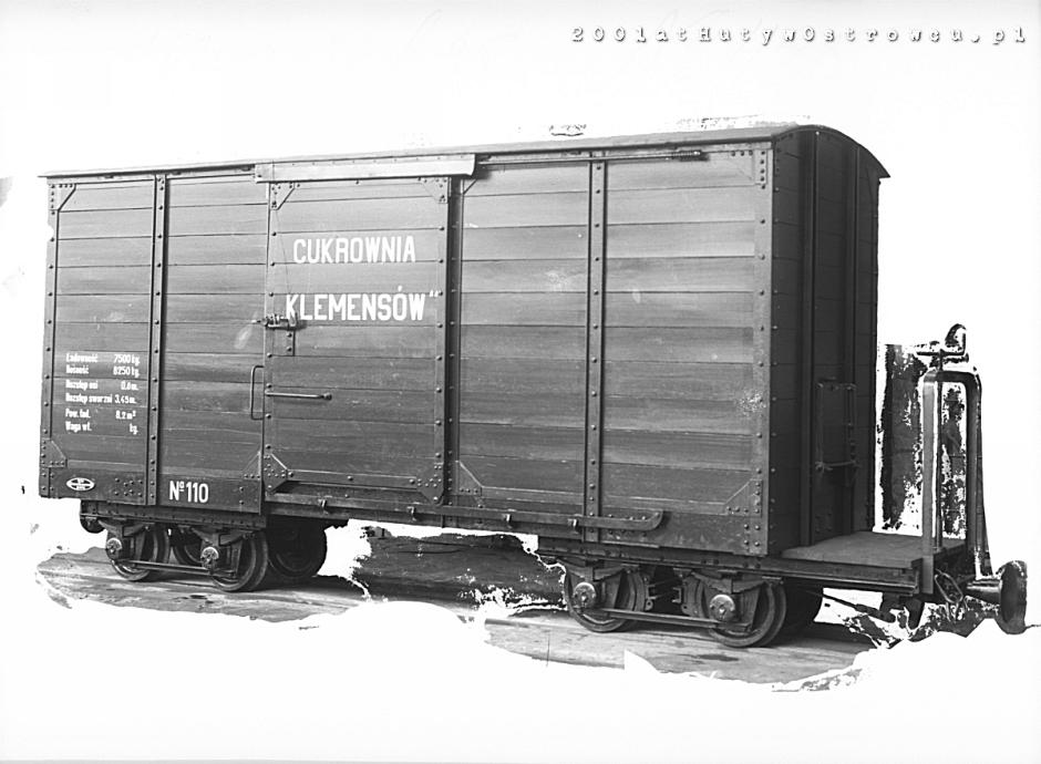 Wagon Cukrownia Klemensow.jpg
