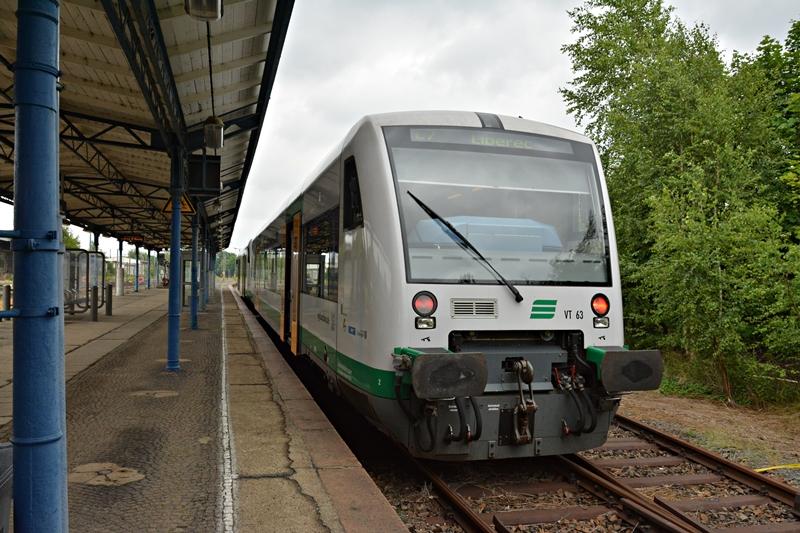 Zittau pociąg do Liberca.JPG